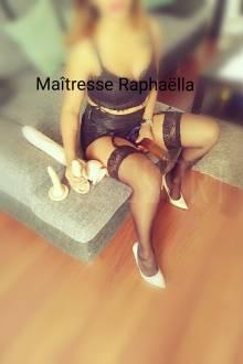 Escort Girl Maitresse Raphaella
